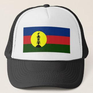 New Caledonia Kanaky Local Flag Trucker Hat