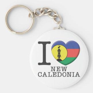 New Caledonia Keychains