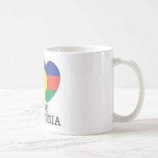New Caledonia Love v2 Coffee Mug