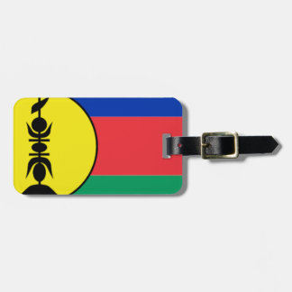New Caledonia Tag For Luggage