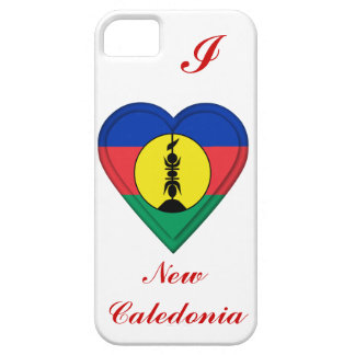 New Caledonia, New Caledonian flag Case For The iPhone 5