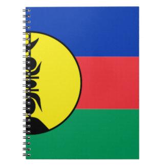 New Caledonia Spiral Notebooks