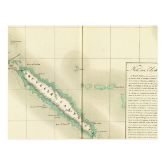 New Caledonia Oceania no 46 Postcard