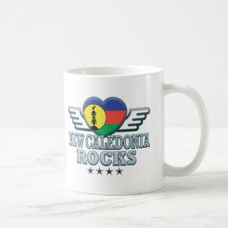 New Caledonia Rocks v2 Coffee Mug
