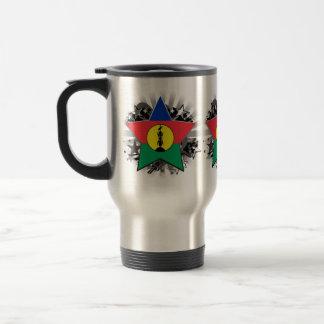 New Caledonia Star Mugs
