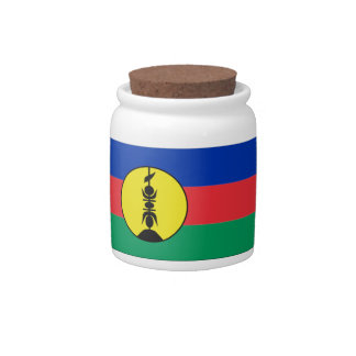 New Caledonia Candy Jars