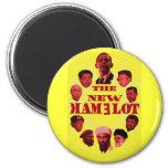 New CamelotA 6 Cm Round Magnet