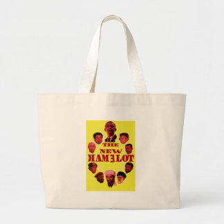 New CamelotA Canvas Bags