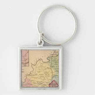 New Castle Hundred Key Ring