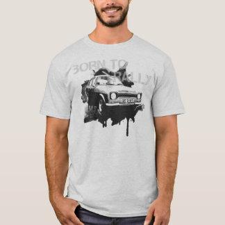 New Classic Rally Escort Mens T-Shirt
