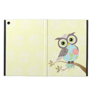 New Cocking Head Fancy Owl Powis iPad Air Case