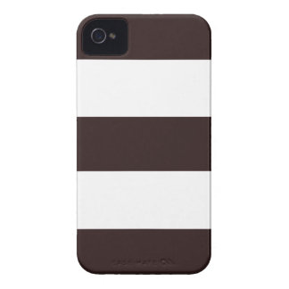 New Coffee Brown & White iPhone Case Gift iPhone 4 Covers