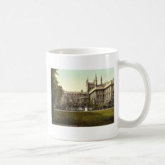 New College, garden front, Oxford, England magnifi Basic White Mug