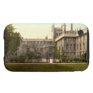 New College, Oxford, England Tough iPhone 3 Cover