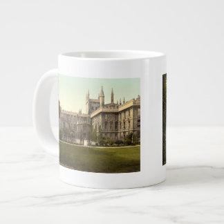 New College, Oxford, England Jumbo Mug