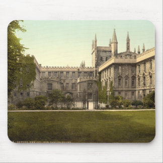 New College, Oxford, England Mouse Mat