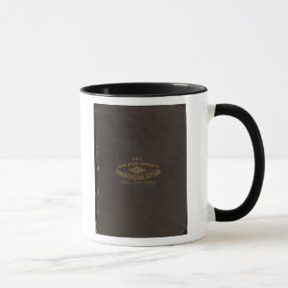 New commercial atlas, United States Mug