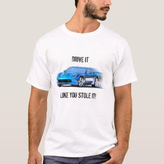 New Corvette T-Shirt