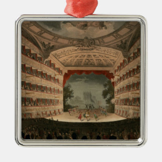 New Covent Garden Theatre Christmas Ornament