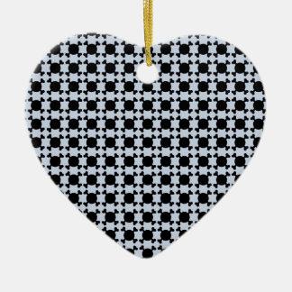 new cráneo ceramic heart decoration