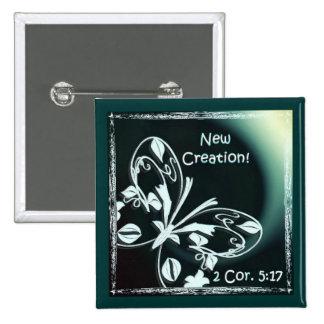 New creation 15 cm square badge