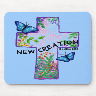 New Creation Mouse Pad