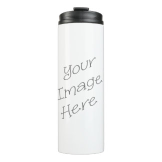 New Customisable Items Thermal Tumbler