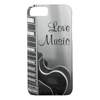 NEW Customizable Love Music iPhone 8/7 Case