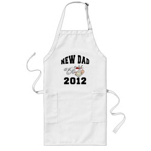 New Dad 2012 Aprons