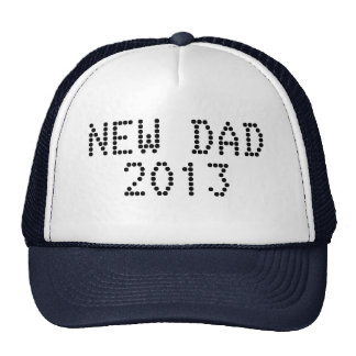 NEW DAD 2013 HAT