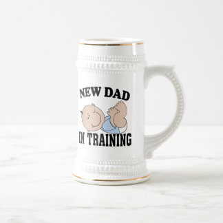 NEW DAD BOY BEER STEIN