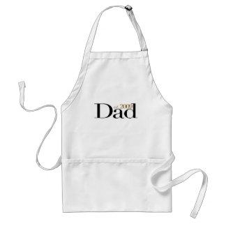 New Dad Est 2009 Standard Apron