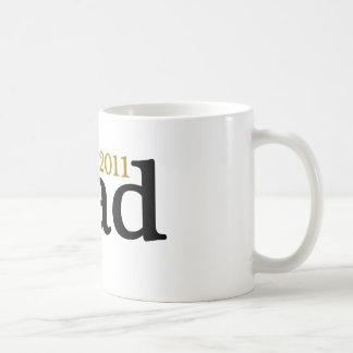 New Dad est 2011 Coffee Mug