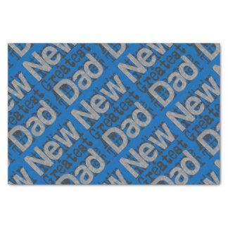 New Dad Extraordinaire Tissue Paper