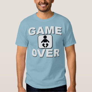 New Dad, Game Over Shirt