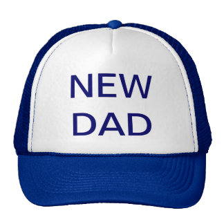 NEW DAD Hat