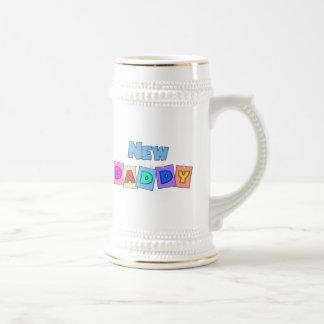New Daddy Mugs
