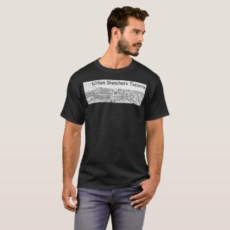 New dark t shirt