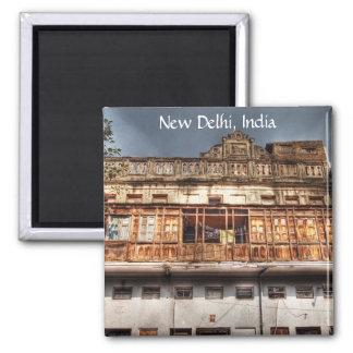 New Delhi Fridge Magnet