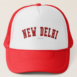 New Delhi Trucker Hat