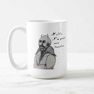 New (demon) Teacher Mug