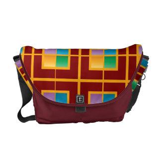 New designer custom made BIG... soft pillows Commuter Bag