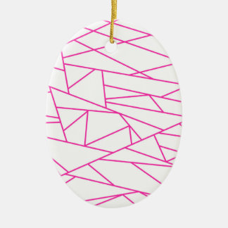 New designers Acryclic ornament / Pink!