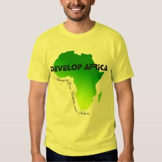 New Develop Africa T-shirt