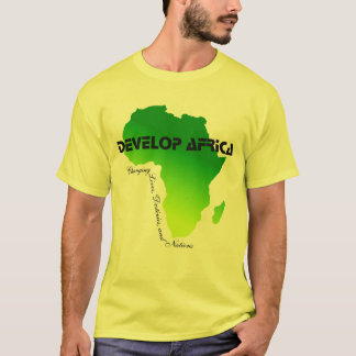New Develop Africa T-shirt