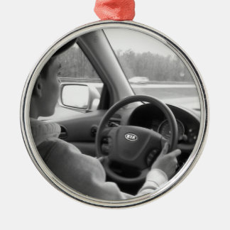 New Driver (Teenager) Christmas Ornament
