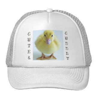 New Duckling Mesh Hats