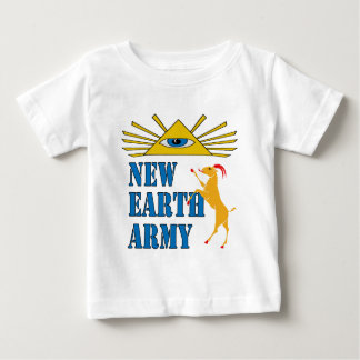 New Earth Army Baby T-Shirt