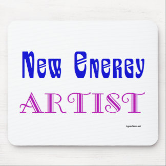 New Energy Artist Mouse Pad
