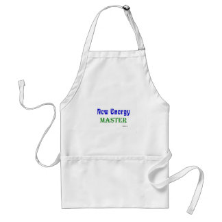 New Energy Master Standard Apron